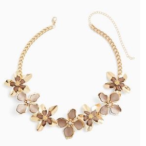 NWT TORRID Floral Necklace